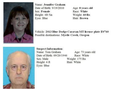 missing flathead girl jennifer graham