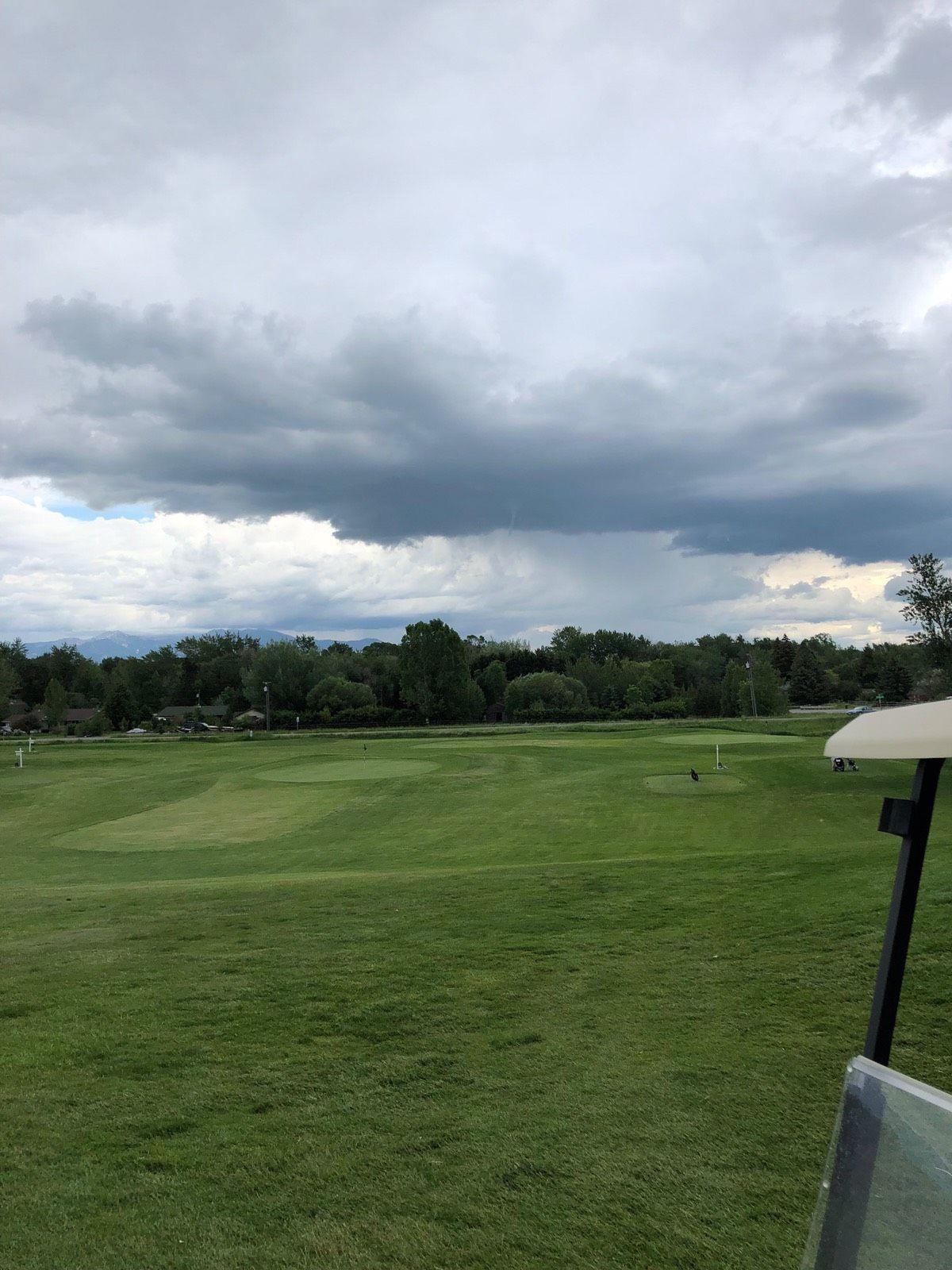 Funnel cloud spotted in Bozeman