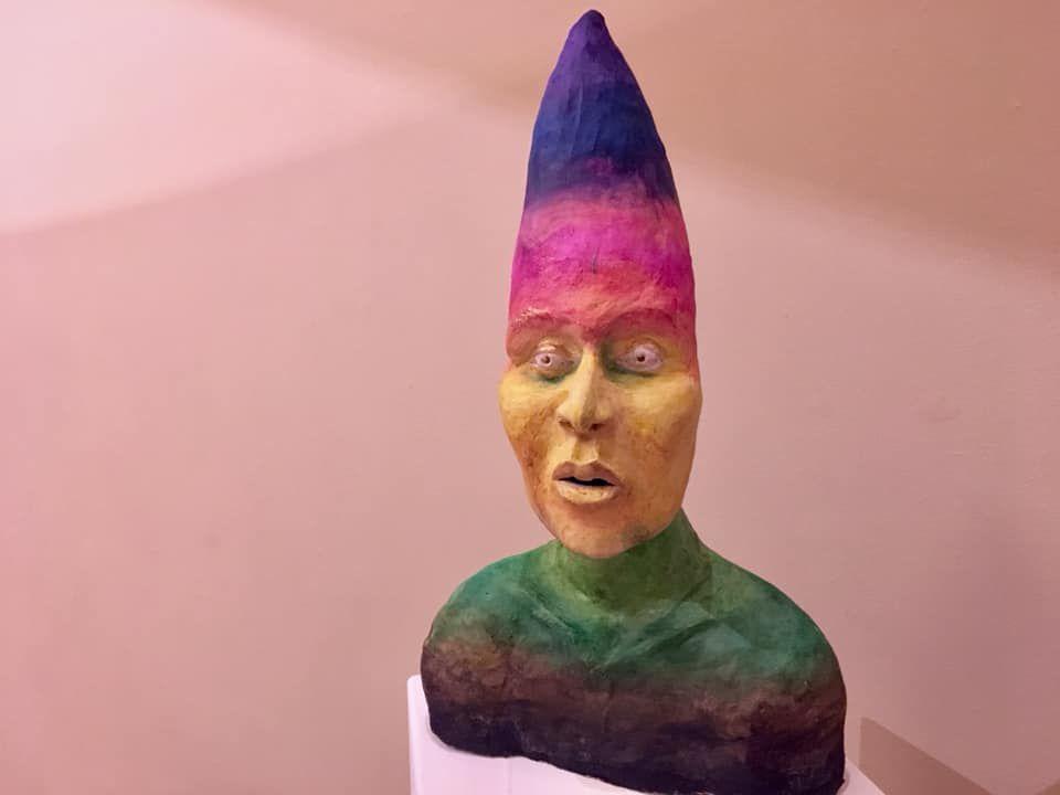 GFPS student art showcased in Paris Gibson Square Museum of Art