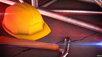 construction worker accident