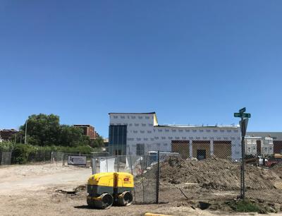 GFHS Construction
