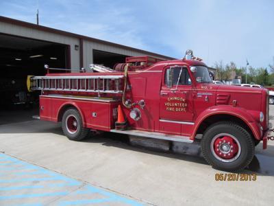 Chinook Volunteer Fire Department