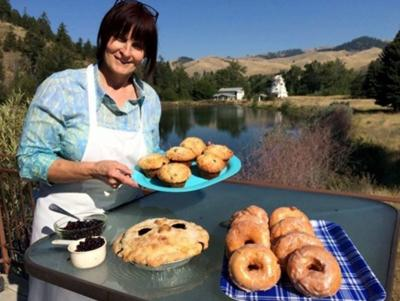 nancy martin windmill village doughnuts