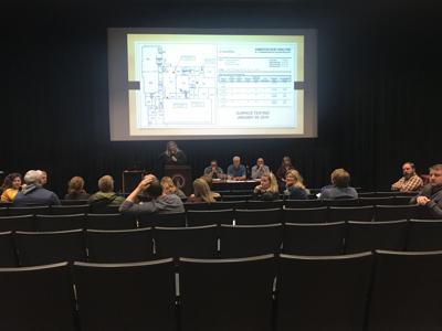 UM meeting for Asbestos concerns