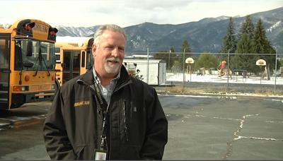 Icy roads cause school delays in Stevensville