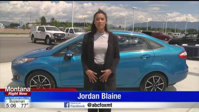 Kalispell student wins car for perfect school attendance ...