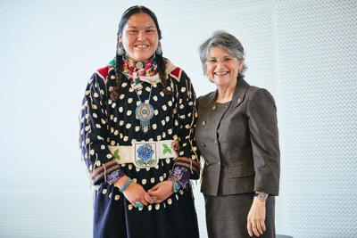 Student from Pryor, MT wins prestigious Udall scholarship
