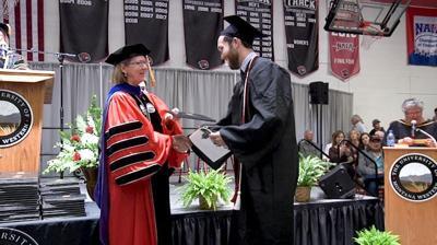 Montana Western Graduation