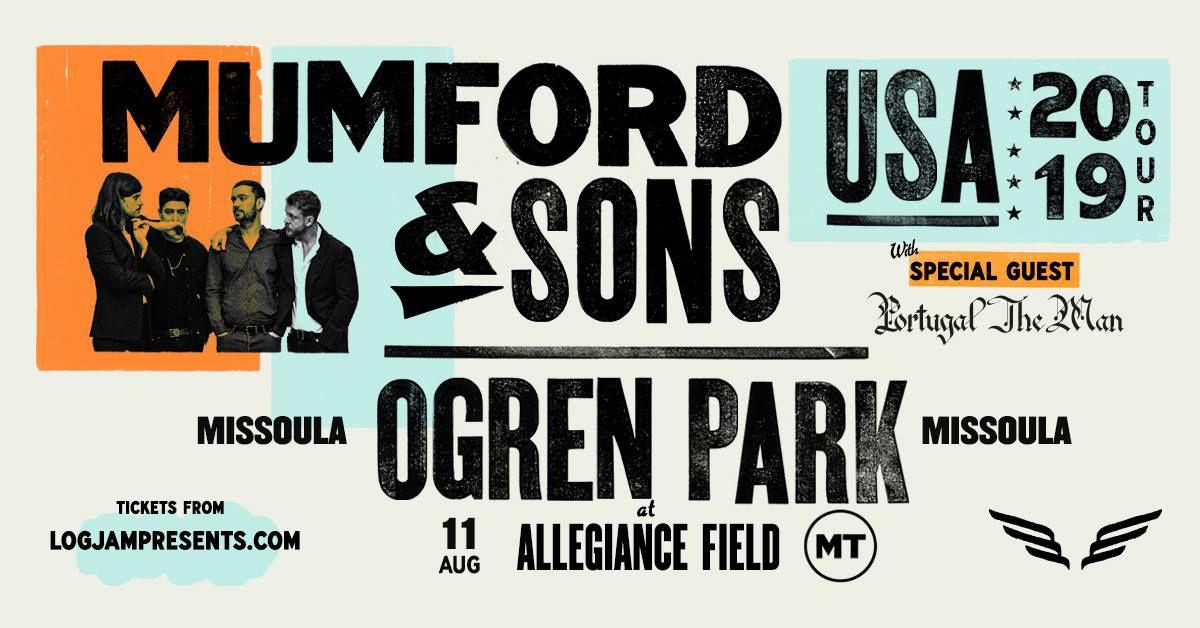 mumford sons poster