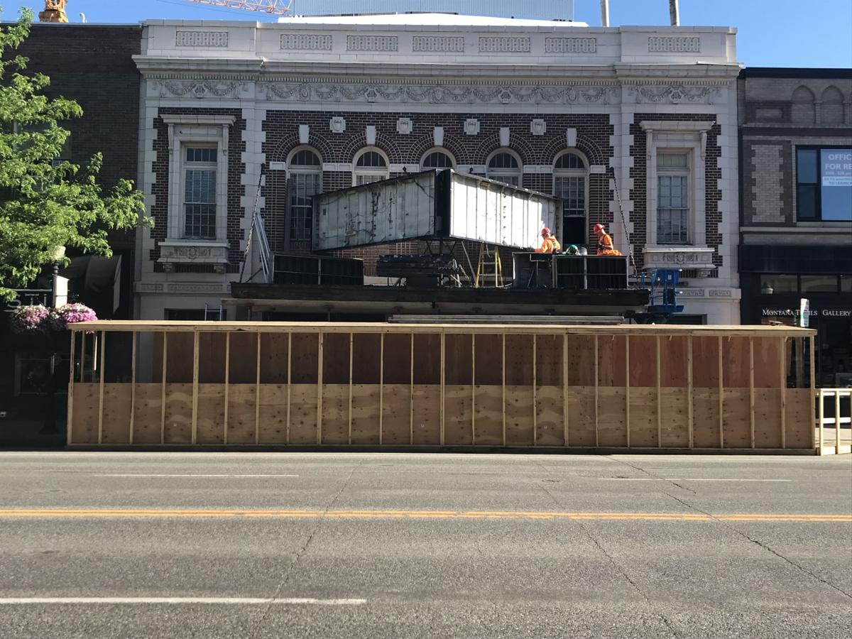 The Ellen Theater will re-open its doors with a new face