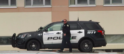 The City of Bozeman is looking for more officers to keep streets safe