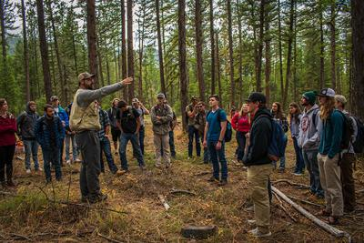 UM's forestry degree is re-accredited, marks 85 years of delivering forestry education