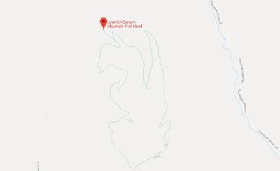 Leverich Map