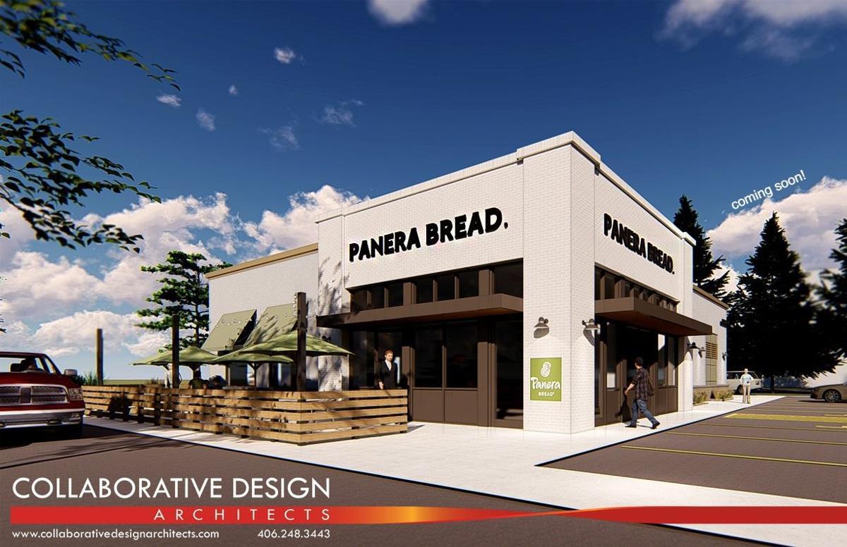 Panera Bread Design Rendering