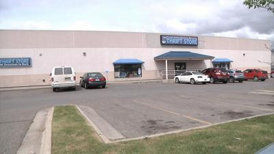 Great Falls Rescue Mission Thrift Store