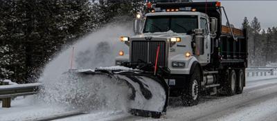 Spokane County Plow