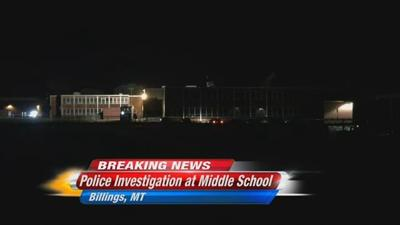 Billings Police investigating at Lewis and Clark Middle School