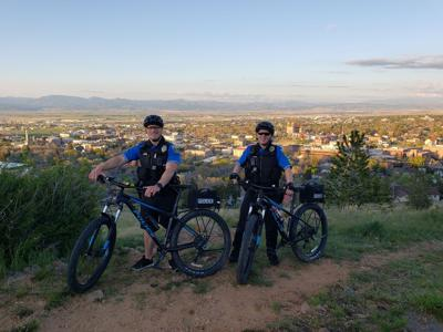 Summer bike patrol underway in Downtown Helena