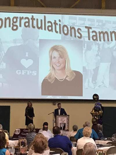 Tammy Lacey reflecting on her time as GFPS Superintendent