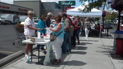 BBQ at Heebs to raise funds for Bozeman Library