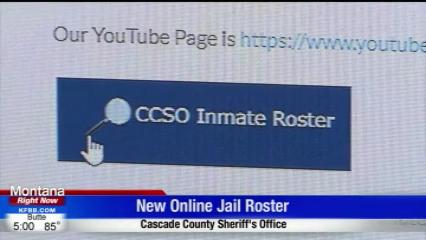 CCSO Jail Roster     abcfoxmontana com