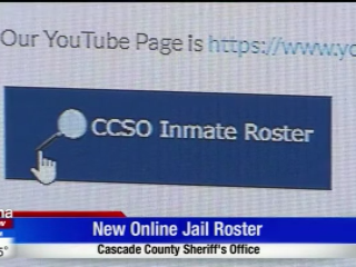 Cascade County Sheriff's Office Online Inmate Roster | ABC