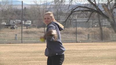 UGF Softball Player, Dancer Competes with Lymphedema