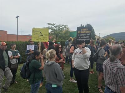 Community members rally for Missoula Independent after shutdown by Lee Enterprises