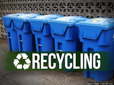 Hey Great Falls, did you know there are places to recycle in town?
