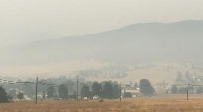 Wildfire smoke hitting physical and mental health