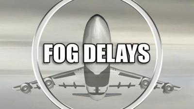 Missoula Fog Delays