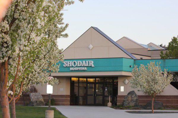 Shodair Children's Hospital.