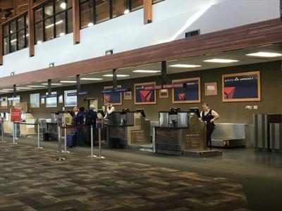 $4.1 million in grant money given to Bozeman Airport as construction progresses on new terminal
