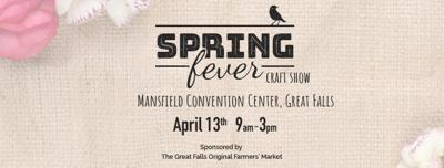 Spring Fever! Means Farmers' Market almost here