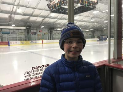 Life skills learned on the ice