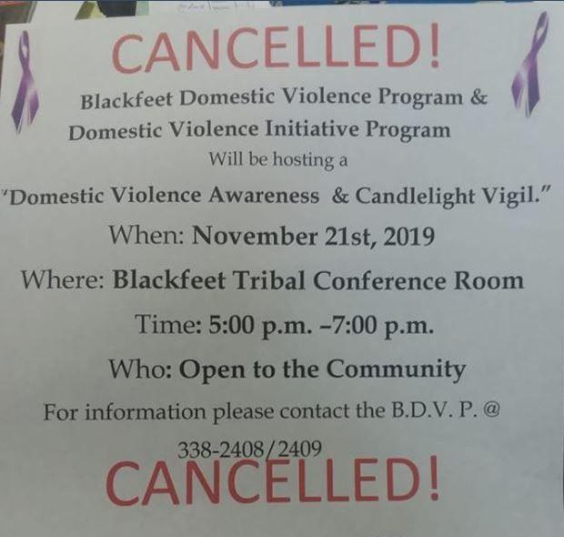 Blackfeet Nation/Blackfeet Tribal Business Council Poster