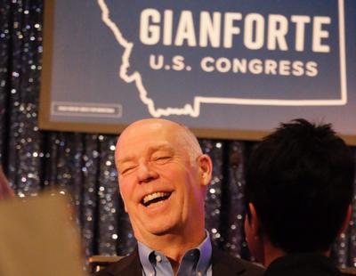 NBC News projects Gianforte wins Montana's House race