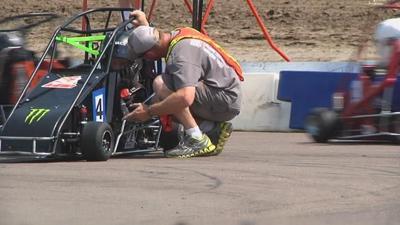 Quarter Midget Races At Electric City Sdway