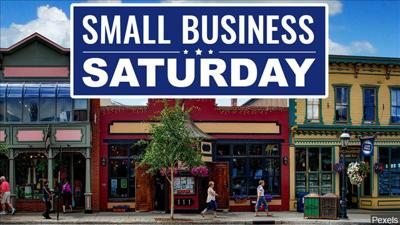 Supporting local businesses on Shop Small Saturday