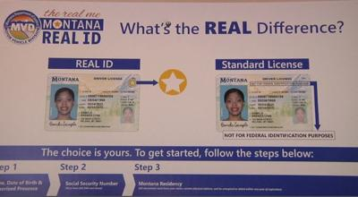 REAL ID license applications now available to Montana drivers