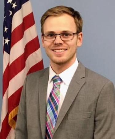 Mayor Brandon E. Dewey.