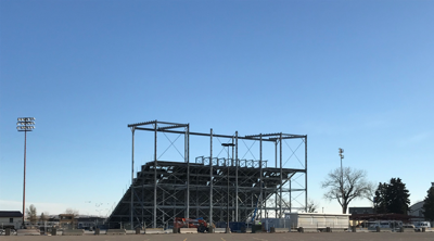 Montana State Expo Park construction update