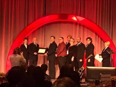Helena Salvation Army receives national award for life empowerment program