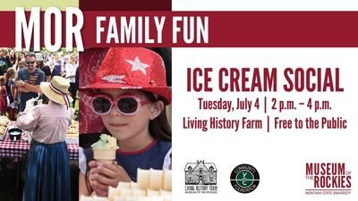 Free Fourth of July festivities at the Museum of the Rockies