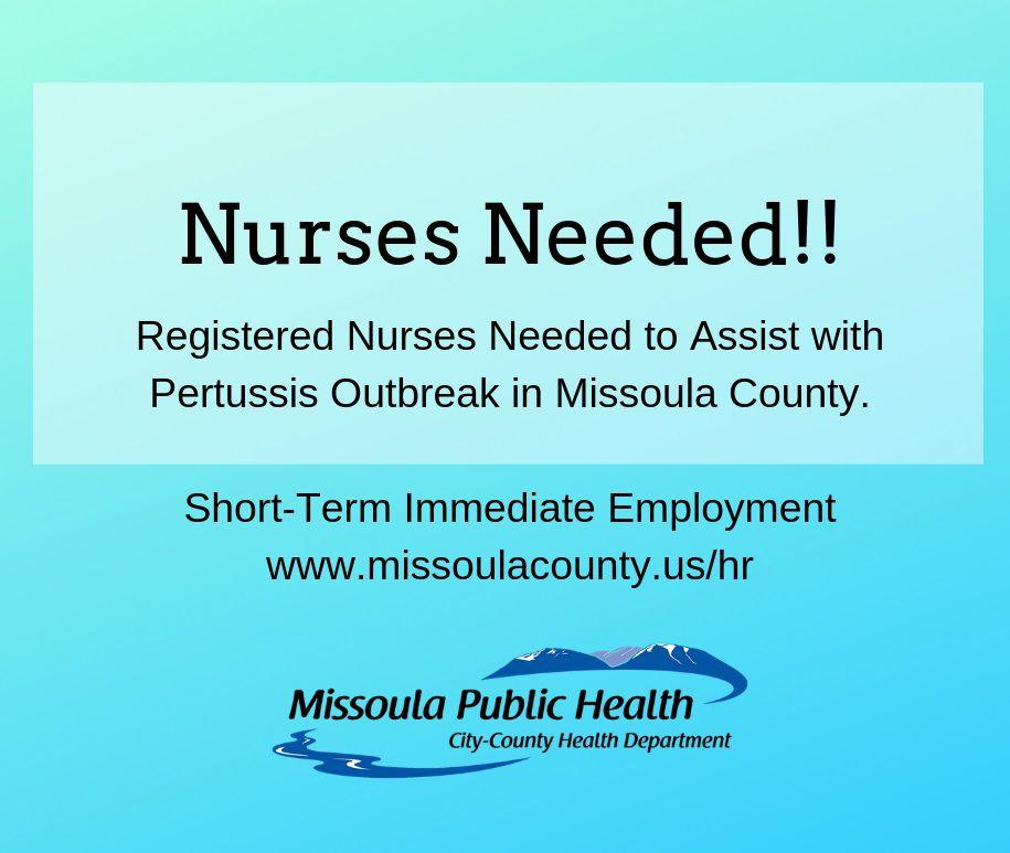 Nurses Needed