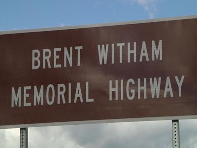 Section of Highway 12 named after fallen firefighter