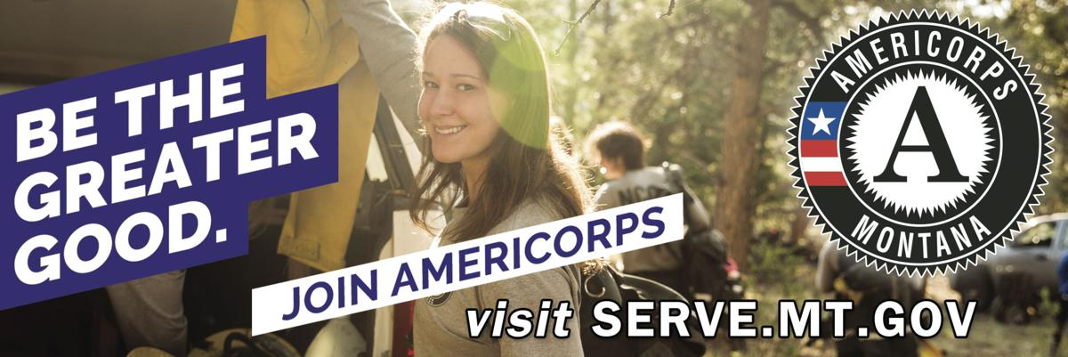 AmeriCorps billboards increase awareness for programs