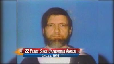 """Lincoln reflects 22 years after """"Unabomber"""" arrest"""