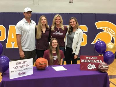 Shelby Schweyen Signs LOI To Play For Lady Griz
