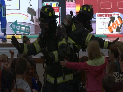 Deputy fire marshal shares fire prevention tips